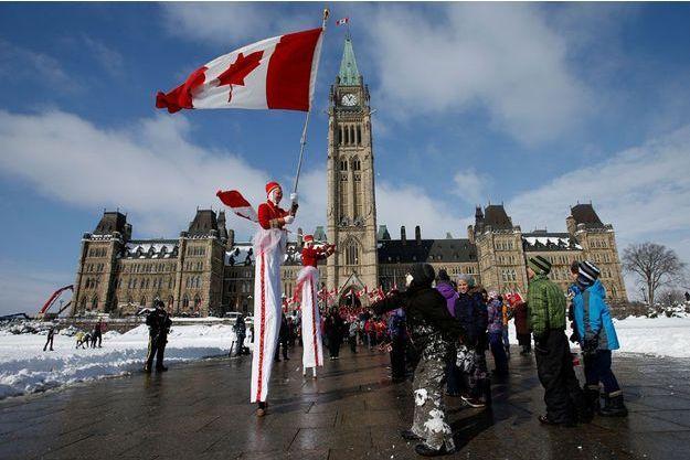 Le Parlement du Canada à Ottawa