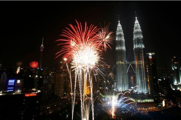 Kuala Lumpur, de nuit