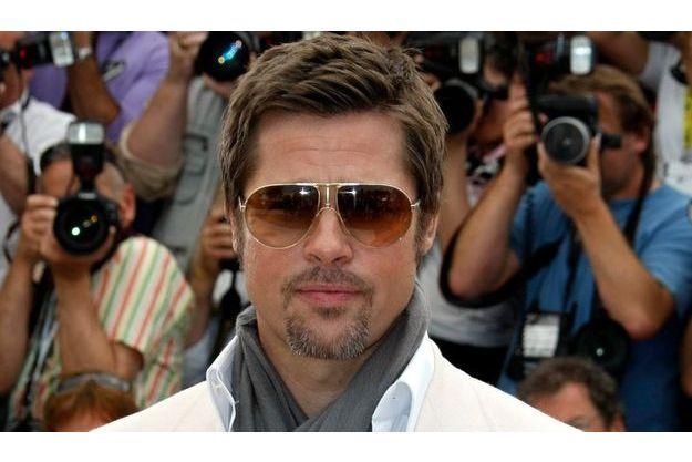 Brad Pitt est Aldo l'Apache dans le dernier opus de Quentin Tarantino, Inglourious Basterds.