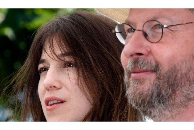 Charlotte Gainsbourg devrait retrouver Lars von Trier pour Melancholia.