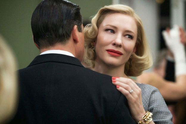 "Cate Blanchett dans ""Carol"""