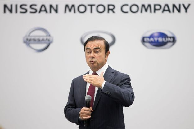 Carlos Ghosn (photo d'illustration)