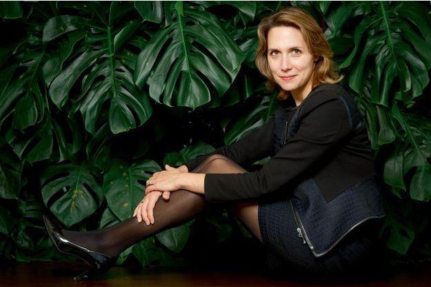Marie Cheval, PDG de Boursorama