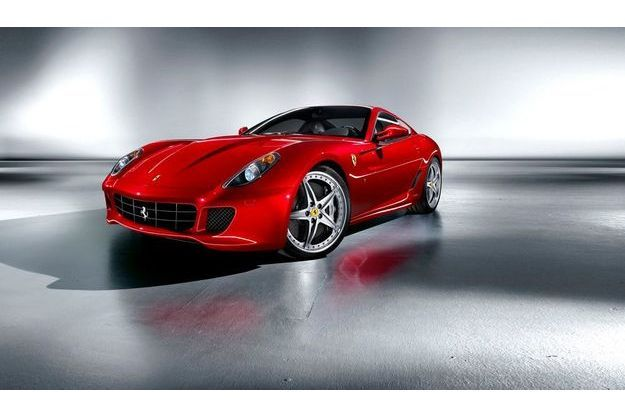 La nouvelle Ferrari 599 GTB Fiorano équipée du package Handling GTE sera un des fers de lance de Ferrari sur le marché automobile en 2009.
