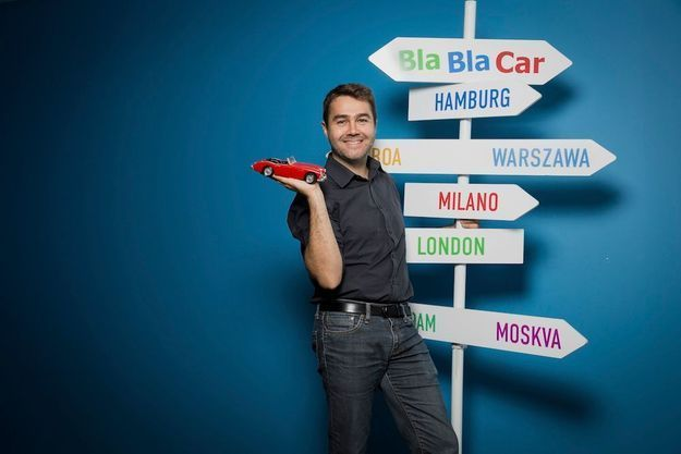 L'entreprise de Frédéric Mazzella vient de réaliser la levée de fonds la plus importante jamais réussie par une start-up française