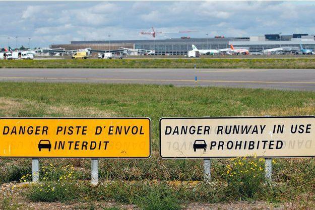 Les pistes de l'aéroport de Toulouse-Blagnac, en septembre dernier.