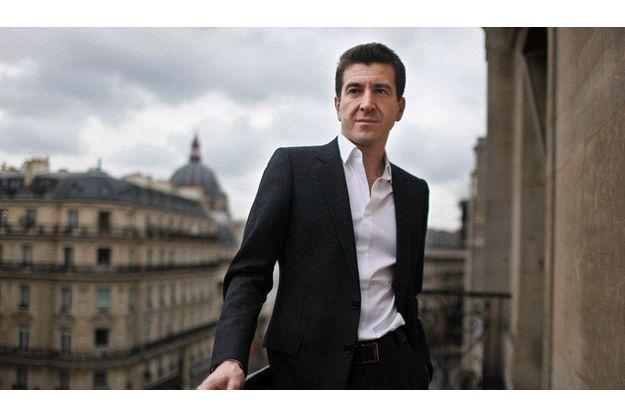 Le banquier Matthieu Pigasse.