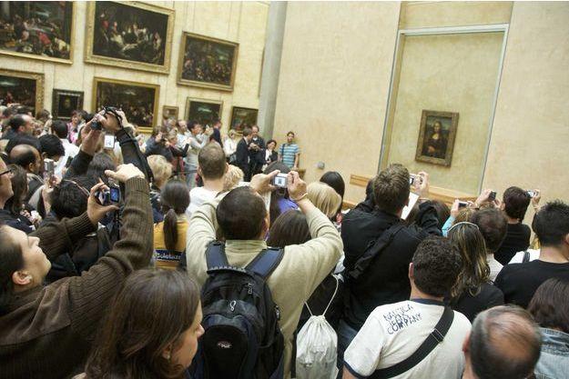 Le Louvre, à Paris, pourrait peiner à s'adapter à un flux de touristes toujours croissant.