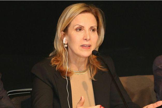 Salma Elloumi Rekik.