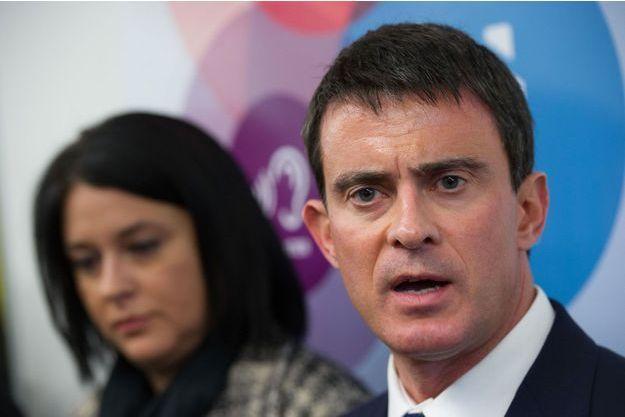 Manuel Valls a remanié la loi Duflot avec la ministre du Logement, Sylvia Pinel.