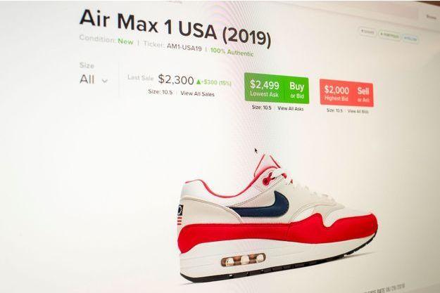 Nike retire une chaussure après une polémique