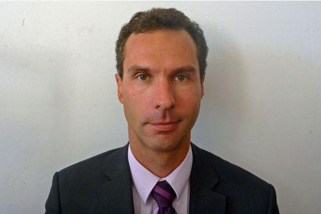 L'économiste Alexandre Delaigue.