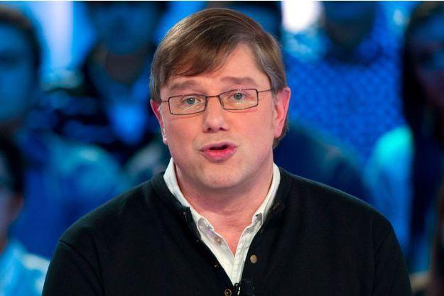 Jean Quatremer en 2012.