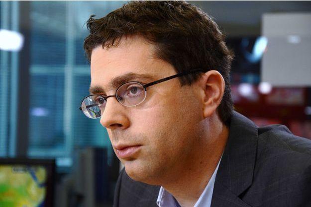 L'économiste Nicolas Bouzou.