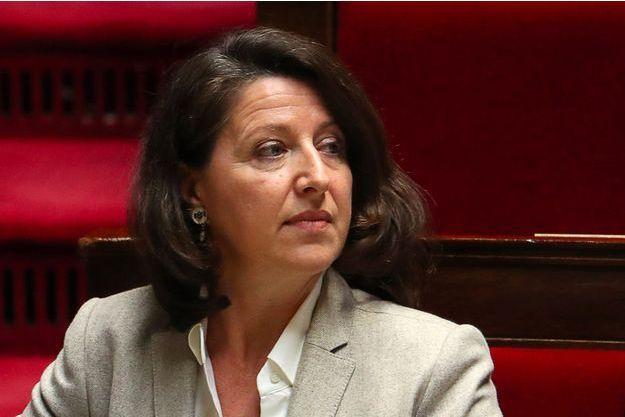 Agnès Buzyn à l'Assemblée nationale le 6 mars.