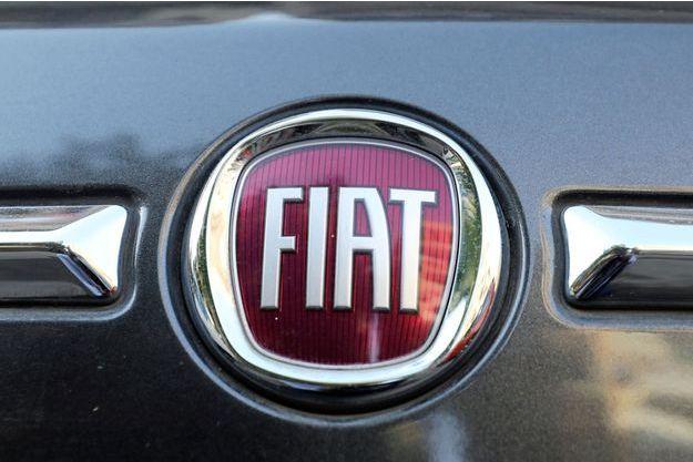 Le logo Fiat.