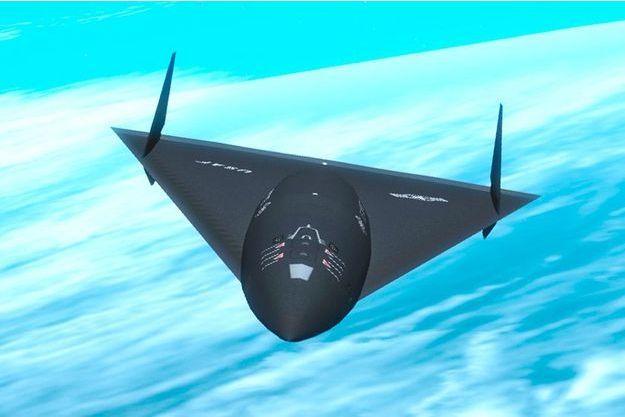 Le prototype d'avion secret Aurora serait, selon certains, à l'origine de ces sons mystérieux.