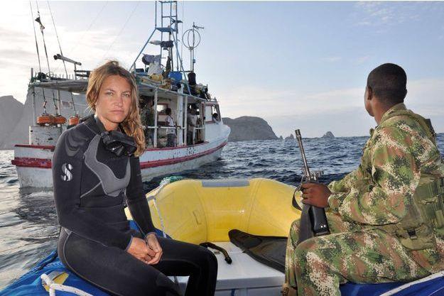 Sandra Bessudo, conseillère océans du vice-président de la République de Colombie.