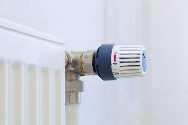 Régler son chauffage 1°C plus bas permet d'économiser 7% de l'énergie consommée.