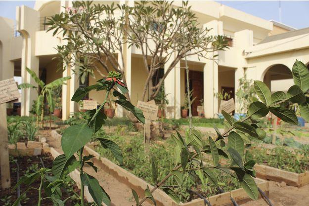 L'Oasis, un lieu ouvert à tous inauguré le 18 janvier à Niamey.