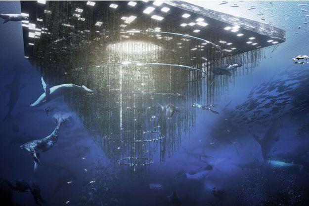 BiodiverCity, lauréat du prix Innovation et Architecture pour la Mer en 2014
