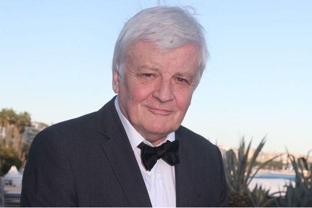 Jacques Perrin au Festival de Cannes 2013.