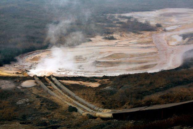 La lac toxique de Baotou