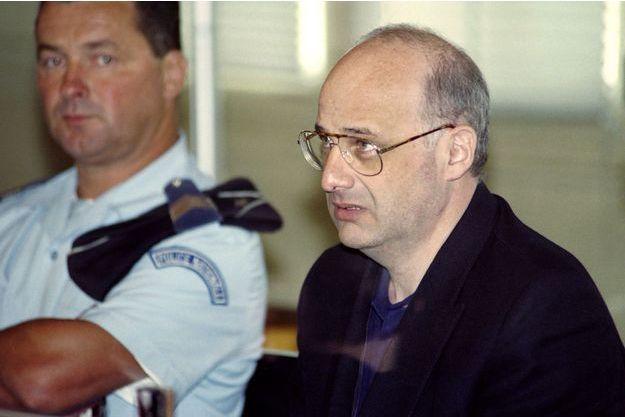 Jean-Claude Roman en 1996.