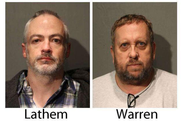 Les deux suspects ont été arrêtés en Californie.