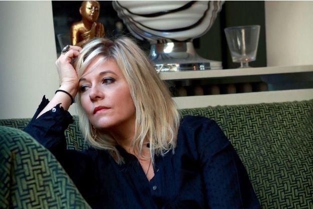 «Quand on est violé enfant, on est fragilisé à vie.» Flavie Flament à Paris, lundi 28 novembre