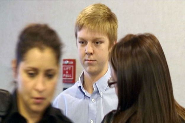 Ethan Couch lors de son procès