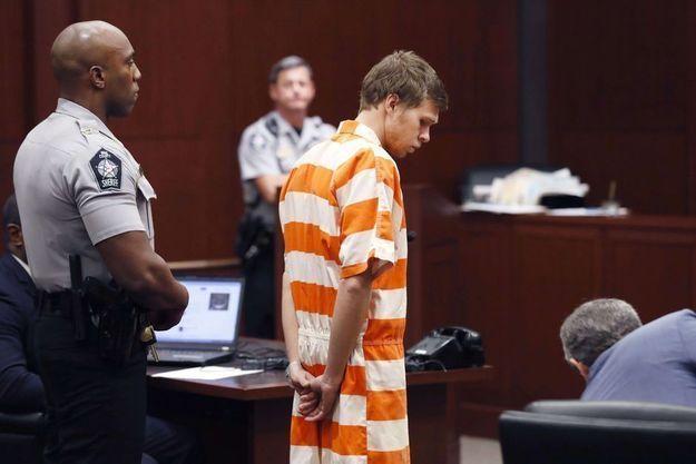 Matthew Phelps est accusé du meurtre de sa femme.