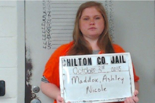 Ashley Nicole Maddox.