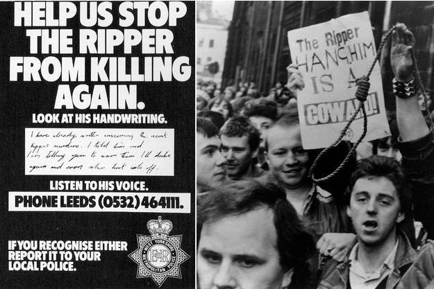 La police a lancé une grande campagne pour retrouver le tueur en série. Mais derrière les lettres se cachait un usurpateur. En 1981, le véritable meurtrier est arrêté et condamné.