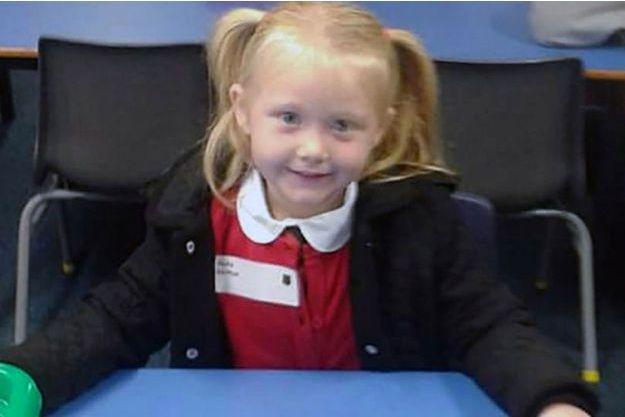 La petite Alesha MacPhail avait 6 ans.