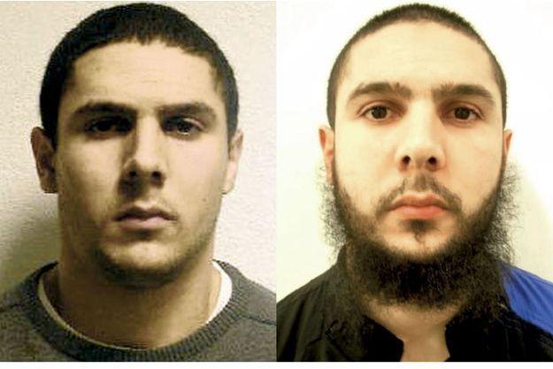 En 2007 (à g.), Mehdi a 22 ans et vit à Tourcoing chez sa grand-mère. En 2011, (à dr.), il est transféré au centre pénitentiaire de Toulon.