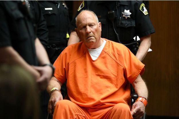 Joseph James DeAngelo en avril dernier devant le juge.