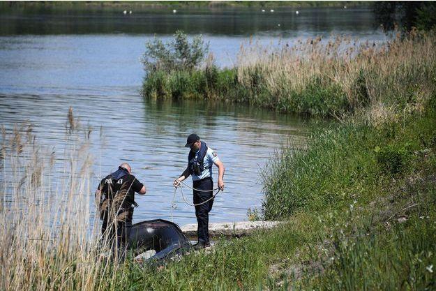 Le 31 mai 2019, la police recherchait toujours activement la petite fille, à Gerstheim, dans le Bas-Rhin.