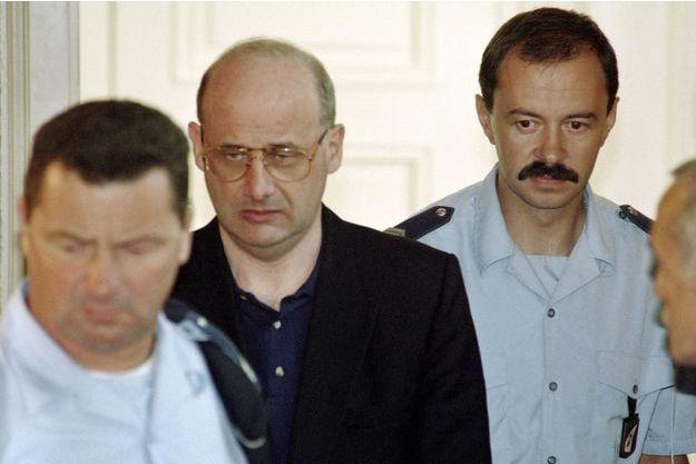 Jean-Claude Romand en 1996.