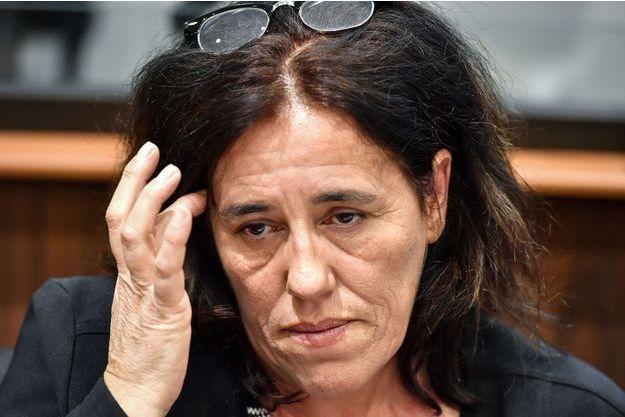 Rosa Maria da Cruz lors de son procès.