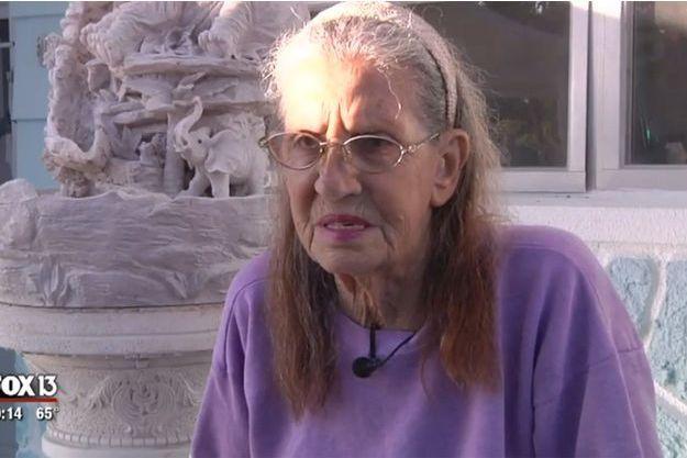 Angie Tyma a pu réinvestir sa maison le 6 décembre.