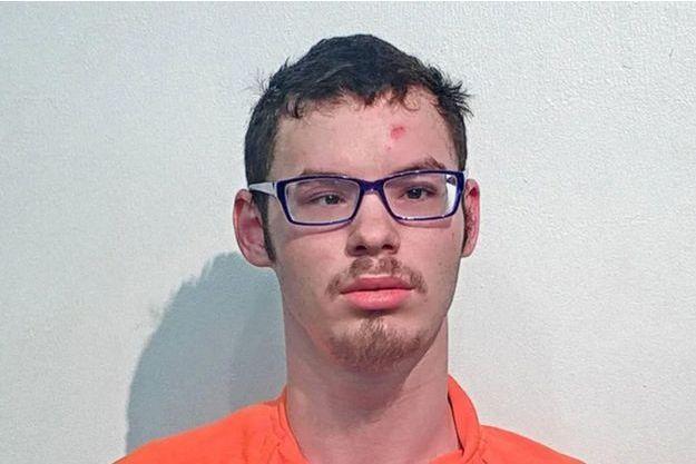 Alexander Nathan Barter a été arrêté au Texas.