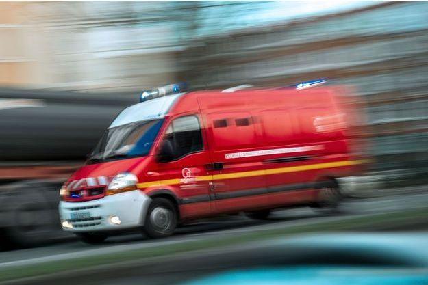 L'homme, dont le pronostic vital était engagé au moment de sa prise en charge, a été transporté à l'hôpital de la Pitié Salpêtrière. (Photo d'illustration)