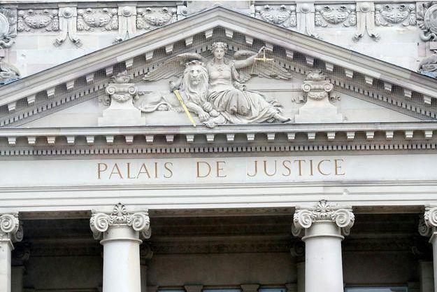 Le palais de justice de Strasbourg (Photo d'illustration)