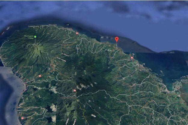 Les trois jeunes ont trouvé la mort au Marigot, dans le nord de la Martinique. (photo d'illustration)