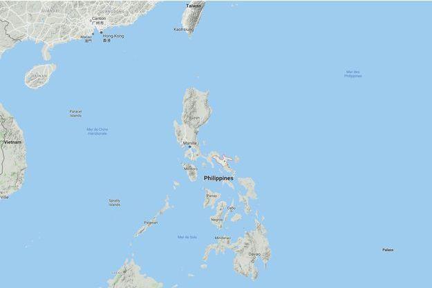 Le drame a eu lieu dans la province de Camarines Sur, dans le sud de l'île de Luzon.