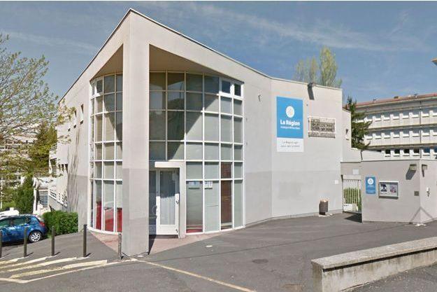 Lycée professionnel Jean Monnet, au Puy-en-Velay.
