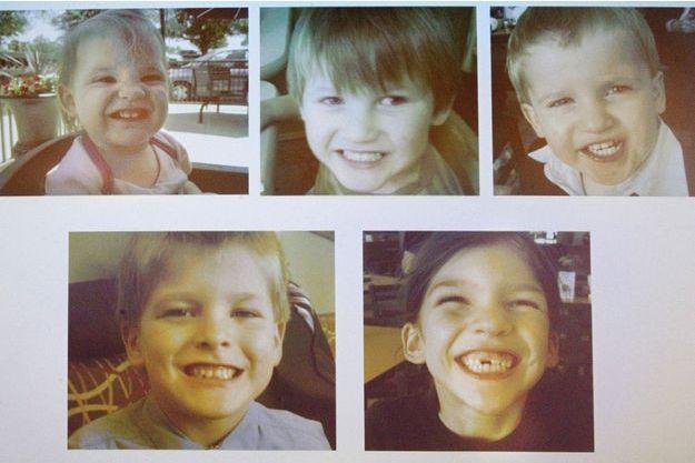 Le père des cinq enfants âgés de 1 à 8 ans, a avoué les avoir tué lundi dernier.