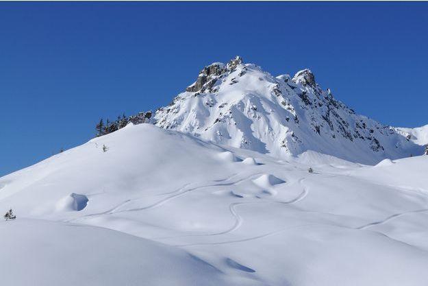 Dans la vallée de Chamonix (image d'illustration)