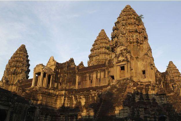 Le temps d'Angkor au Cambdoge